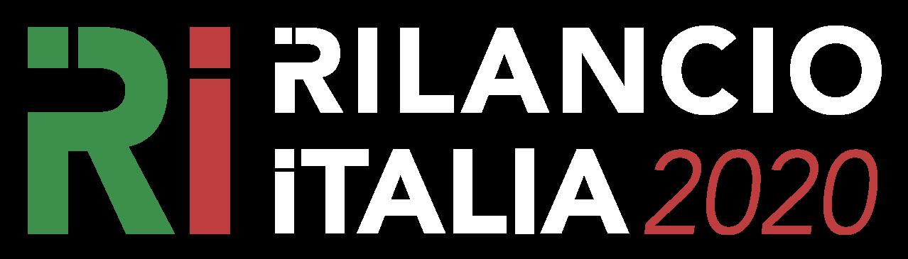 Logo Rilancioitalia 2020